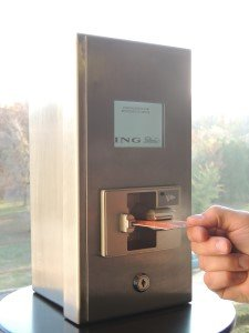 ATM Lobby Access Control With NFC